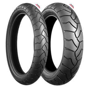 110/80R19 59V TL BRIDGESTONE BATTLE WING BW-501