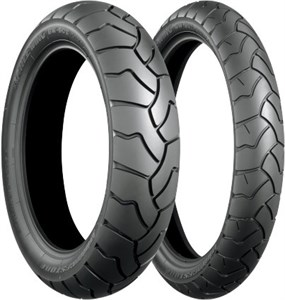 110/80R19 M/C 59V ve 150/70R17M/C 69V BATTLE WING BW-501 / 502