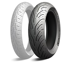 120/70R19 M/C 60V MICHELIN PILOT ROAD 4 TRAIL