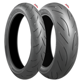 160/60ZR17 M/C 69W TL BRIDGESTONE BATTLAX HYPERSPORT S21
