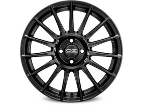 SUPERTURISMO LM 8X18 5X120 ET50 MATT BLACK